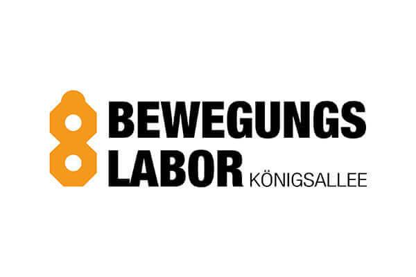 360Grad Well-Being Brands - Kundenlogo Bewegungslabor Königsallee